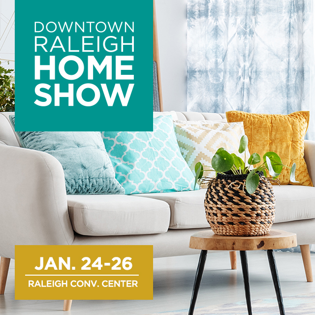 Downtown Raleigh Home Show