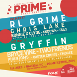 Prime Music Festival at Red Hat Amphitheater