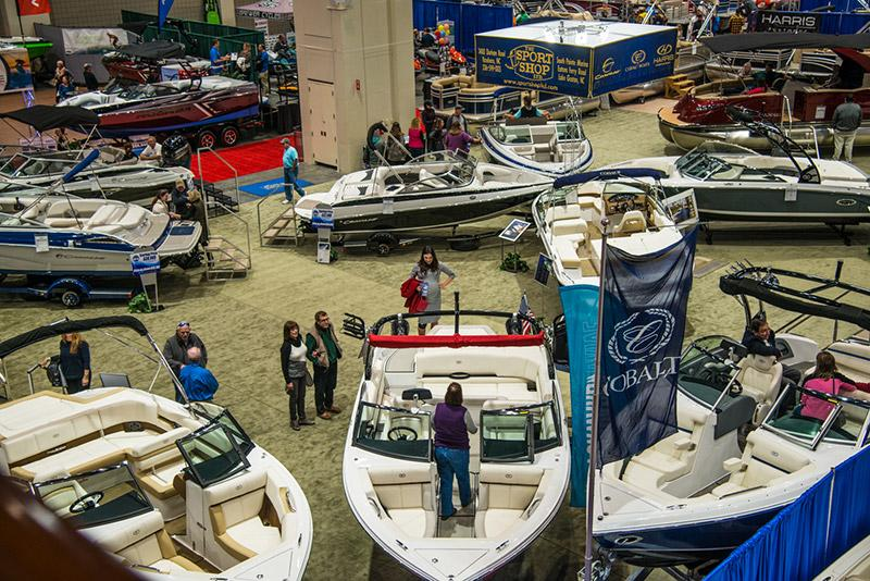 The 2019 Raleigh Convention Boat Show | Raleigh Convention