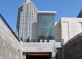 Loading Dock Entrance