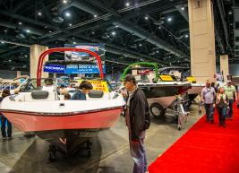 Raleigh Convention Boat Show